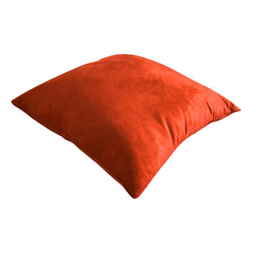 CUSHION MANCHESTER ORANGE 45X45CM
