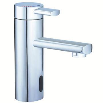 Basin mixer naxos chrome solex sensor acs