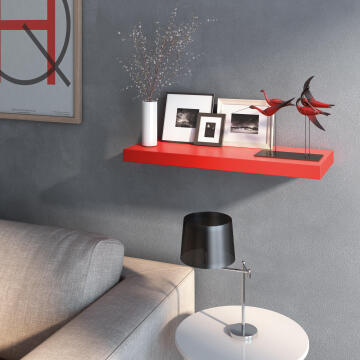 SHELVE 38MM 60*23 / RED
