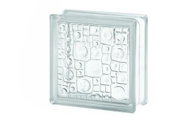 Glass Block Clear Sponge