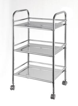 Steel Trolley 3 Tier SENSEA Urban