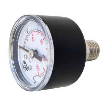 Manometer for compressor DEXTER 1/8