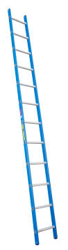 Lean-To Ladder 12 Step Fibreglass SUPERLIGHT