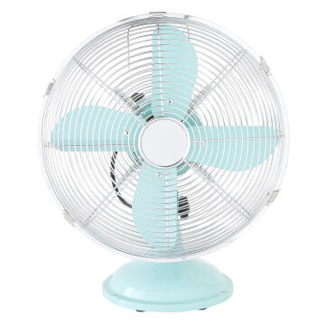 Desk fan EQUATION 30cm 40w blue mint