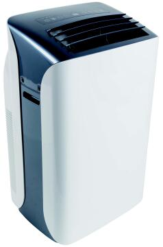 Portable air conditioner EQUATION 9000btu class a+ energy rating , white