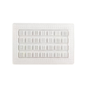 PVC Air Brick White