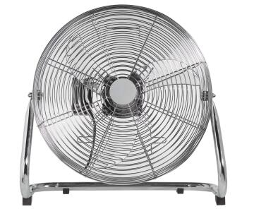"Floor fan GOLDAIR 18"" high velocity chrome"