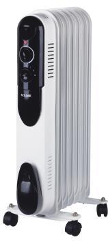 Oil heater GOLDAIR 7 fin 1500w