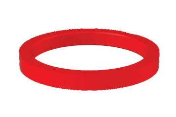 Spacer UNITWIST 22MM red
