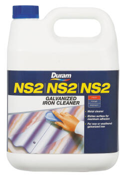 DURAM NS2 GALVANIZED IRON CLEANER 1L