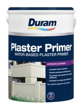 DURAM PLASTER PRIMER WHITE 5L