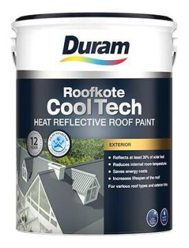 DURAM ROOFKOTE COOLECH ATLANTIC GREY 5L