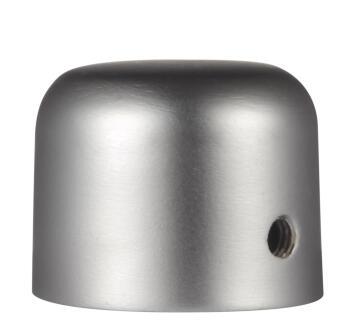 1PR PLASTIC RINGS D25MM BLK 8PC