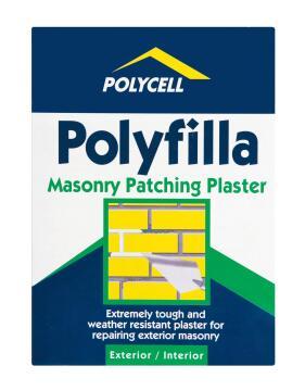 POLYFILLA MASONRY PATCHING PLASTER 500G