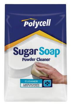 POLYCELL SUGAR SOAP POWDER CLEANER 500G