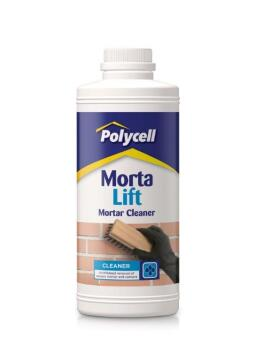 POLYCELL MORTALIFT CLEANING AGENT 1L
