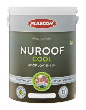 NUROOF COOL ROOF ASHEN SKY 5L