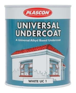 PLASCON UNIVERSAL UNDERCOAT 1L
