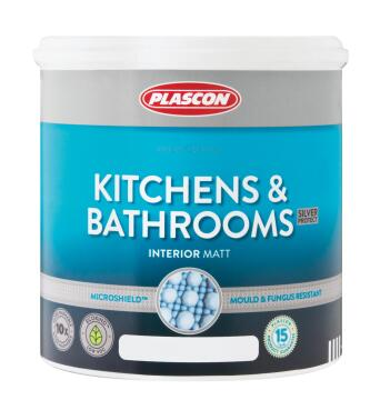 KITCHEN & BATHROOM WHITE 2.5L