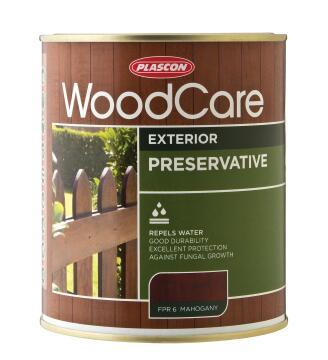 WOODCARE WOOD PRESERVATIVE TEAK 1L