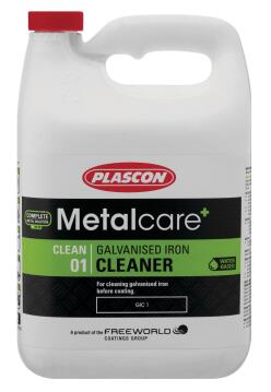 M/CARE GALV IRON CLEANER 5L