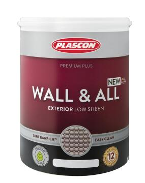 PLASCON WALL & ALL BEACH PEBBLE 5L