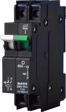 Main switch 60A CBI ELECTRIC