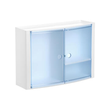 HORIZONTAL CABINET BLUE