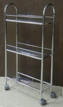 Trolley 3 tier SENSEA Urban slim