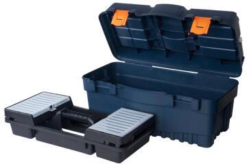 Plastic toolbox DEXTER 55cm