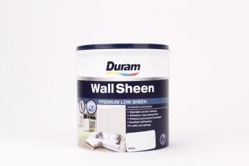 DURAM WALLSHEEN WHITE 1L