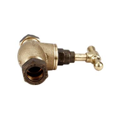 Stop tap COBRA 15mm 131-15 RB c x c