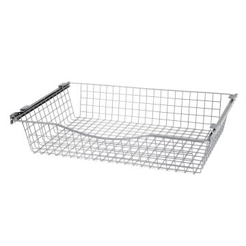 Sliding basket H15 x W56.8 x D50cm