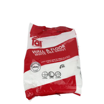 GROUT WHITE TAL 5KG