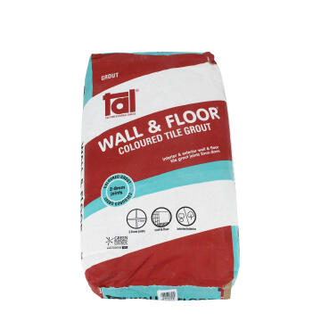 GROUT WHITE TAL 20KG