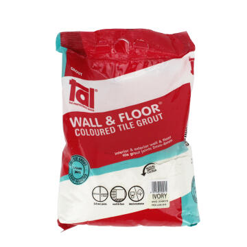 GROUT IVORY TAL 5KG