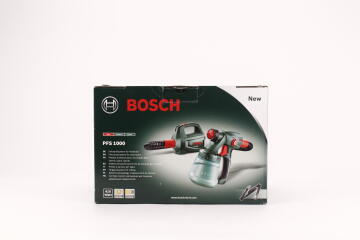 SPRAY GUN BOSCH PFS 1000 WOOD