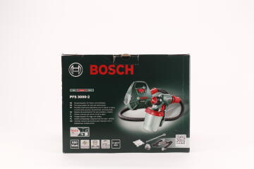 SPRAY GUN BOSCH PFS 3000-2 ALL PAINT