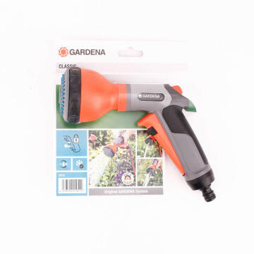 GARDENA COMFORT MULTIFUNCTION SPRAY GUN