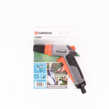 GARDENA COMFORT MULTI-PURPOSE SPRAY GUN