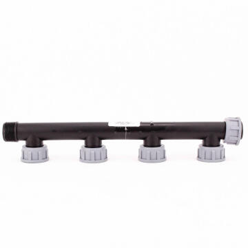 SWIVEL MANIFOLD 4 OUTLETS