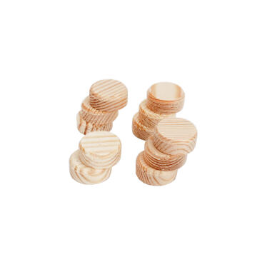 20 wooden plugs WOLFCRAFT ø25mm