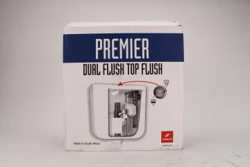 Toilet cistern WIRQUIN premier dual top flush low level