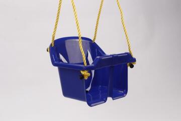 PLASTIC BABY SEAT SWING