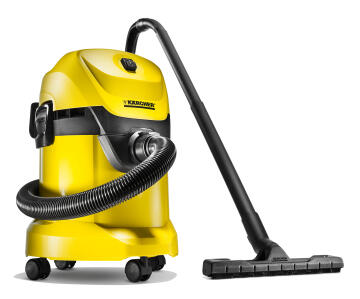 Vacuum Karcher WD3 1000W 17 liters