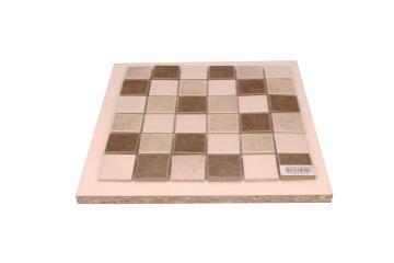 Mosaic Ceramic Gloss White 48Mm 300X300