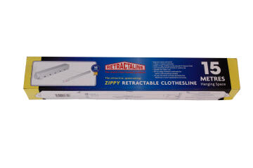 RL ZIPPY WASHING LINE 5 LINES X 3M
