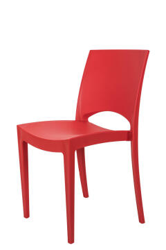 Chair Addis Stella Chair Red