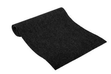 Wall-to-Wall Carpet Econorib Charcoal (3.66m width)