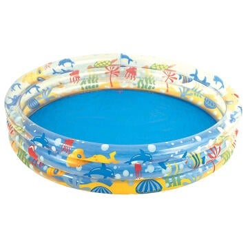 152CM X 30CM DEEP DIVE 3-RING POOL-317L